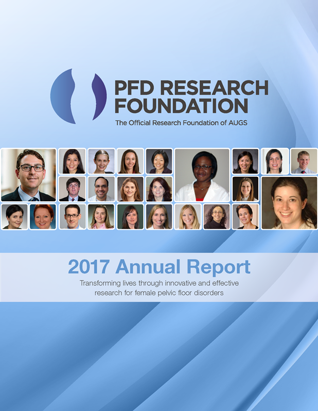PFD_Research_Foundation_2017_Annual_Report_Page_1